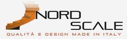 NORD SCALE – Realizzazione Scale-Pavimenti-Strutture da esterno Logo